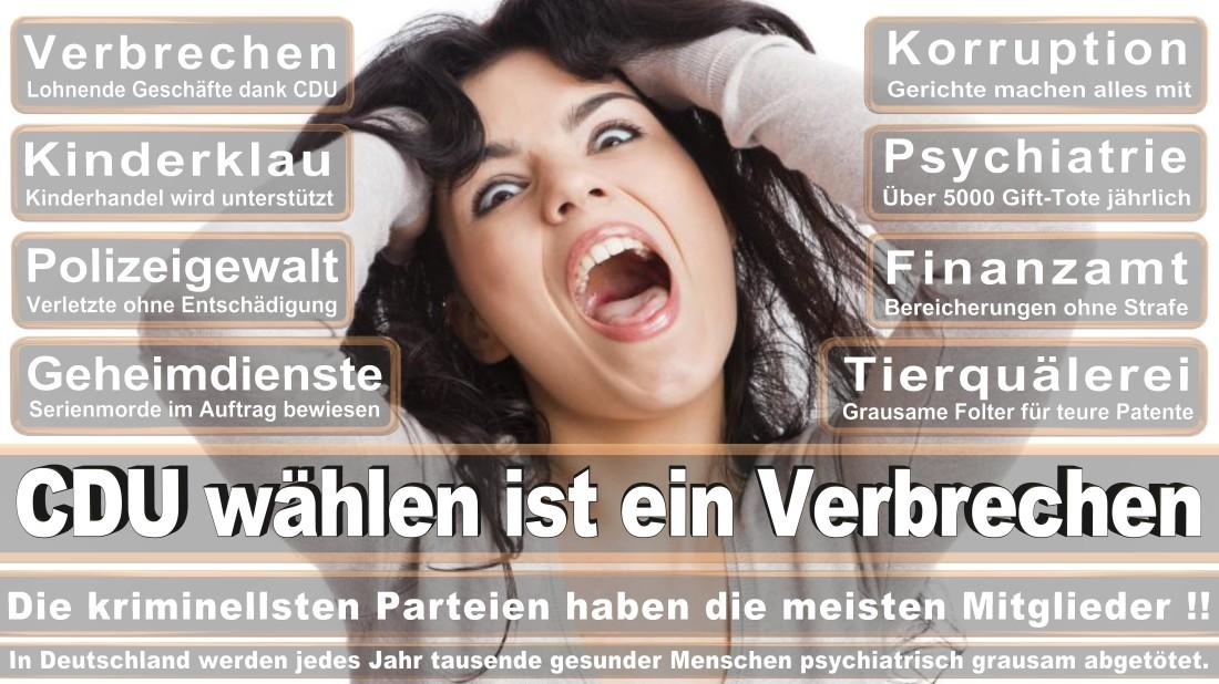 Von Dahlen, Dagmar Werbekauffrau Düsseldorf Bensheimer Straße Christlich Demokratische Union Düsseldorf Deutschlands (CDU)