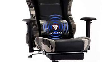 Pleasant Uomax Gaming Chair Big And Tall Ergonomic Rocking Desk Chair Evergreenethics Interior Chair Design Evergreenethicsorg
