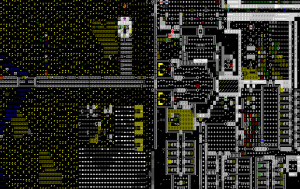 Dwarf Fortress - One of the last remaining vestiges of ANSI art in the modern world.