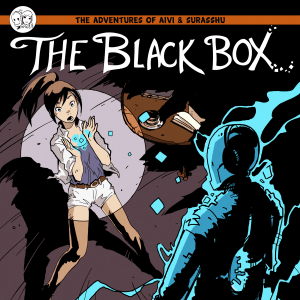 aivi & surasshu - The Black Box - cover