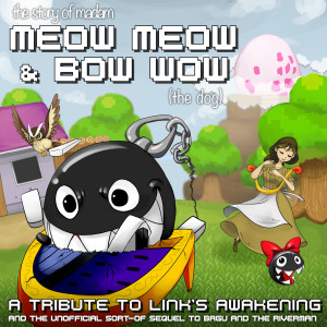 meowmeow and bowwow cover