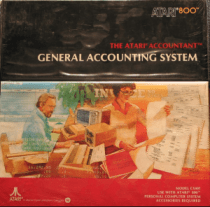 The only legit accounting system for a hardcore chiptune artist.