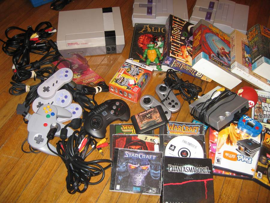 Goodwill Retro Video Games Video Game Museum Blog Amp Store