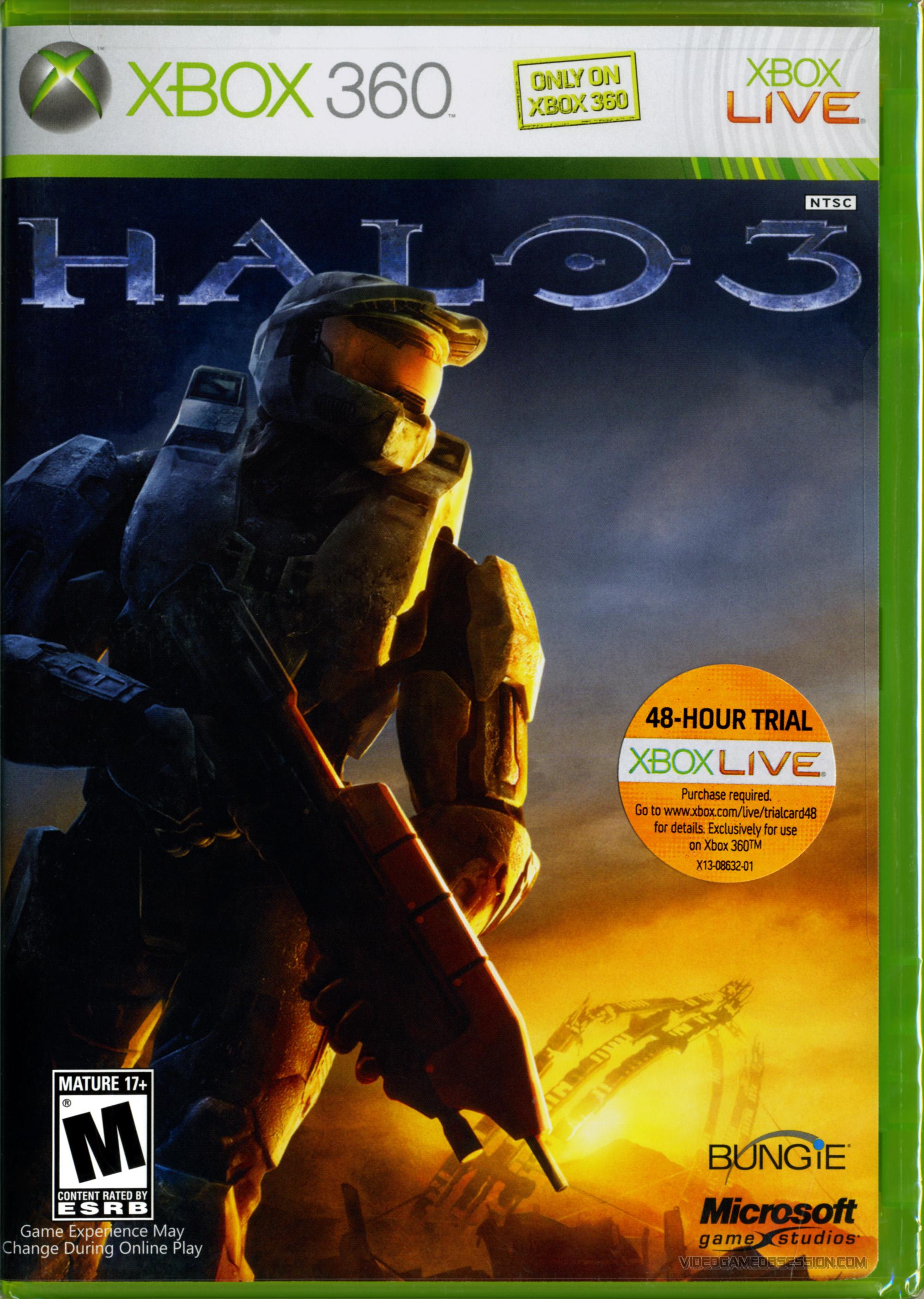 Microsoft Xbox 360 Video Game Obsession 1996 Present