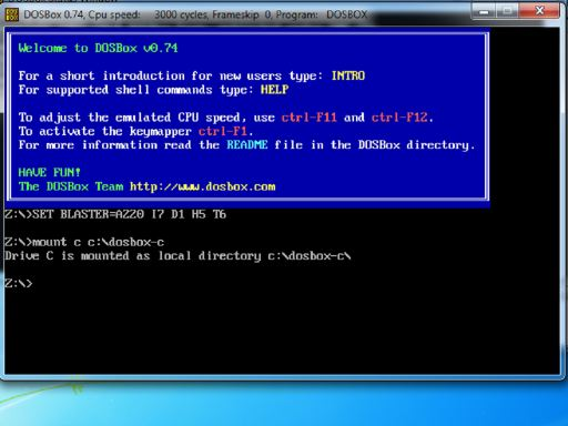 Dosbox Error This Program Requires Microsoft Windows
