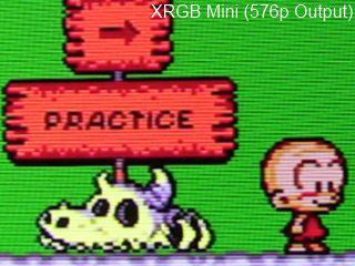 XRGB Mini Framemeister - A PAL torture test