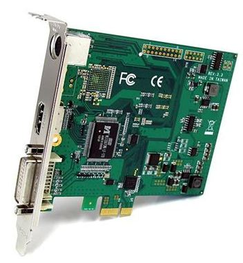 Startech PEXHDCAP capture card