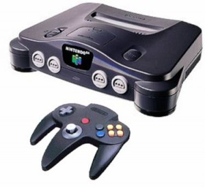 Playing today - The Nintendo 64