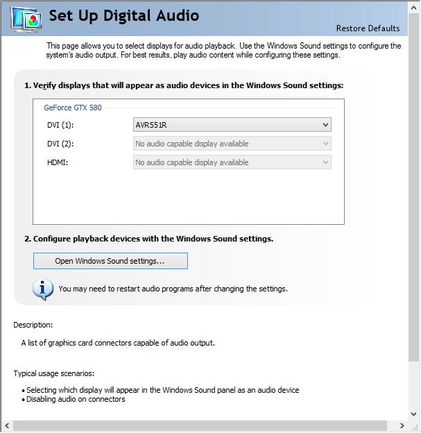HDMI audio vs sound card - Are PC sound cards obsolete?