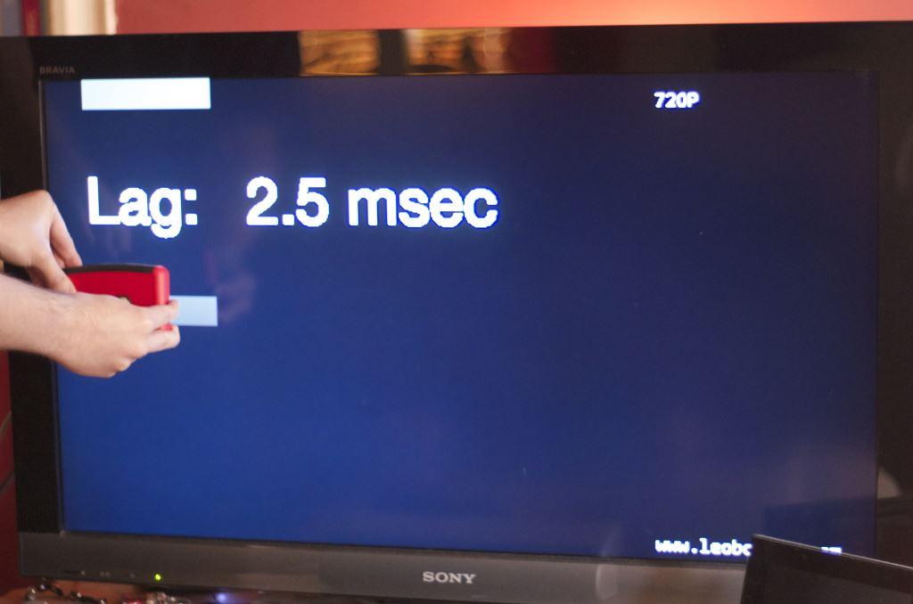 Leo Bodnar display lag tester review – VideoGamePerfection com