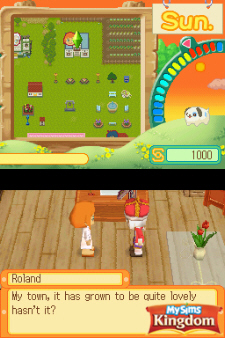 EAs disappointing MySims Kingdom for Nintendo DS