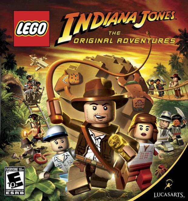 Lego Indiana Jones 1 Walkthrough Video Guide Wii PC PS2 PS3 Xbox 360 PSP Mac