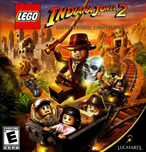 Lego Indiana Jones 2 Walkthrough Video Guide Wii PC PS3