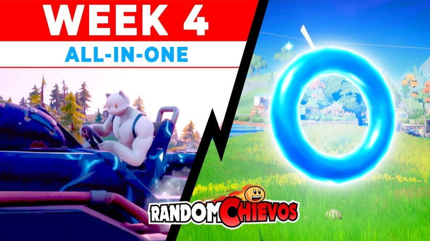 Fortnite Chapter 2 Season 3 Week 4 Challenges Cheat Sheet – Video Games Blogger