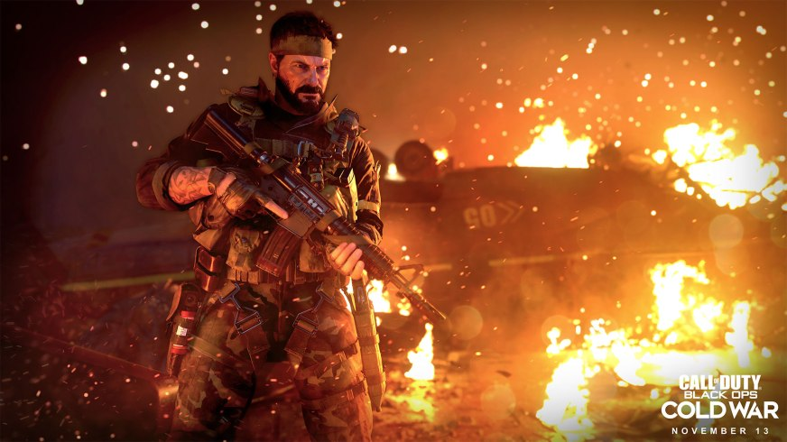 Black Ops Cold War will reportedly run at 120fps on next ...