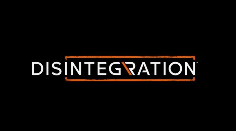 Disintegration gameplay