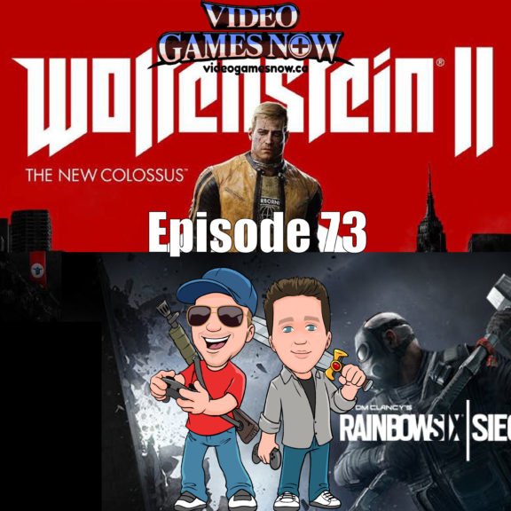 Video Games NOW Podcast Episode 73