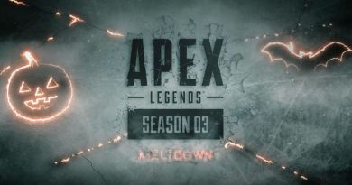 APEX Legends Halloween Event