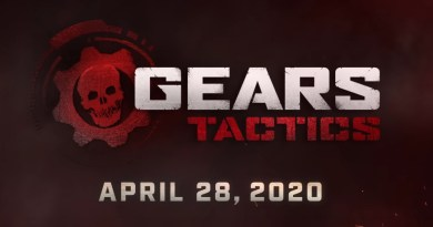 Gears Tactics official trailer