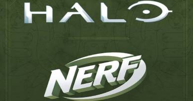Nerf Halo Blasters Are On The Way!
