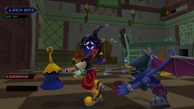 Kingdom Hearts HD_5