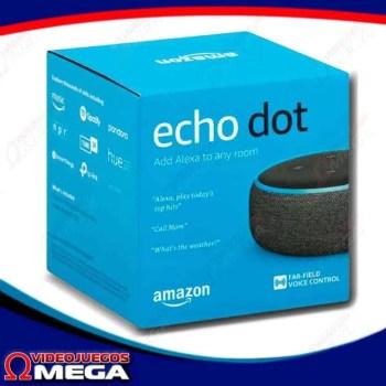 Parlante Inteligente Echo Dot 3ra Generacion