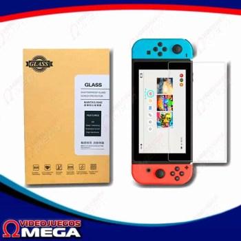Vidrio Temperado Nintendo Switch