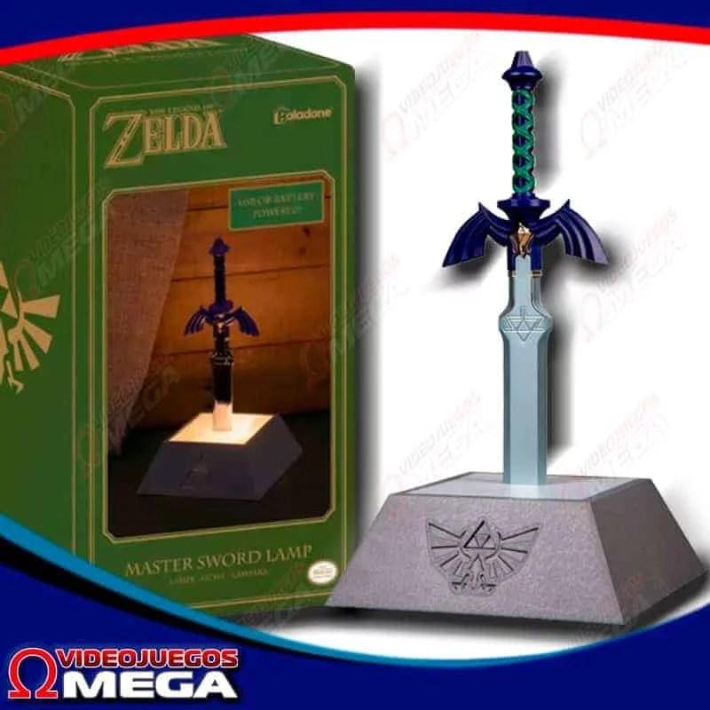 Lampara Espada Zelda