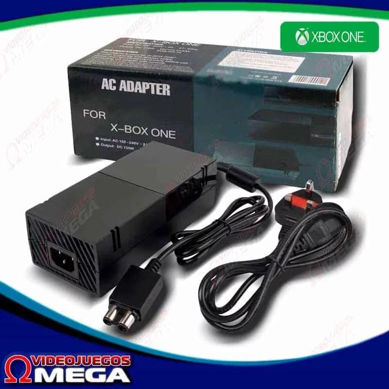 Adaptador Corriente Xbox One