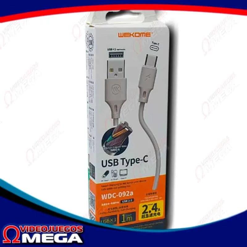 Cable Carga USB