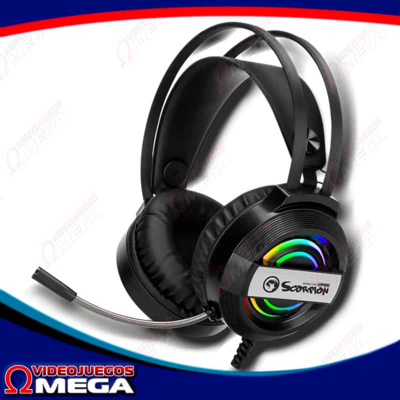 Headsets Marvo scorpion HG8902