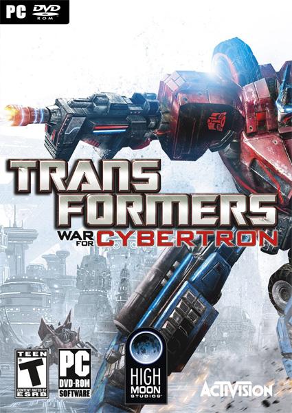El juego de Transformers