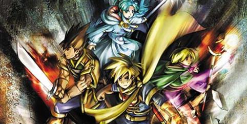 Golden Sun: Oscuro Amanecer para DS