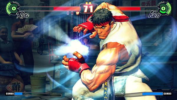 Super Street Fighter IV 3D tendrá modo espectador y combates online