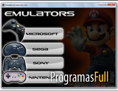 Emuladores: diversión sin barreras