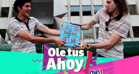 Bromas a cambio de Chips Ahoy!