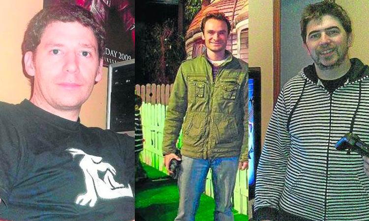 Álex Camaño, Ismael Raya y Unai Landa son algunos ejemplos de profesionales vascos que tuvieron que emigrar de Euskadi para trabajar en grandes títulos de la industria del videojuego.