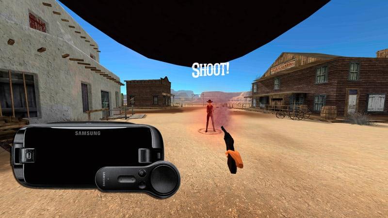 Unforgiven VR para Samsung GearVR