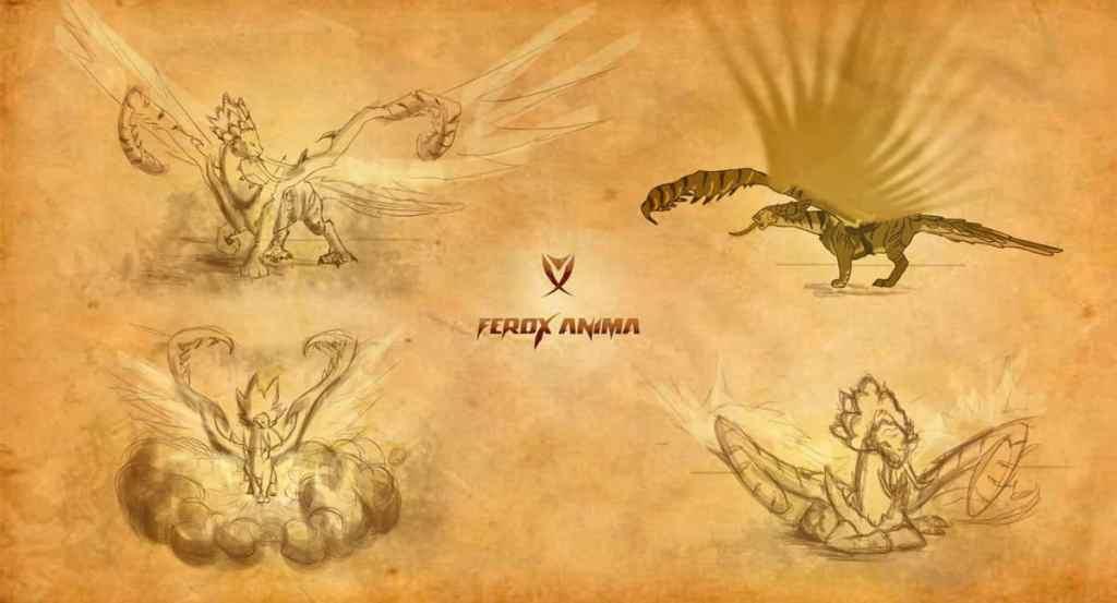 Binary Souls se atreve con el MOBA Ferox Anima