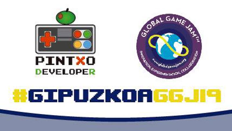 Euskadi sólo contará con una sede en la Global Game Jam 2019
