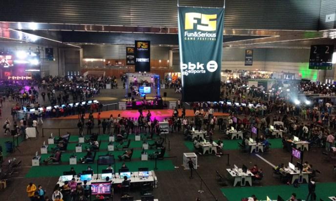 El BEC continuará siendo la sede del Fun and Serious Game Festival en 2019