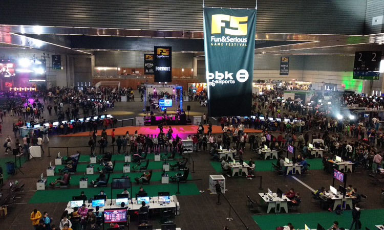 El BEC continuará siendo la sede del Fun and Serious Game Festival en 2019