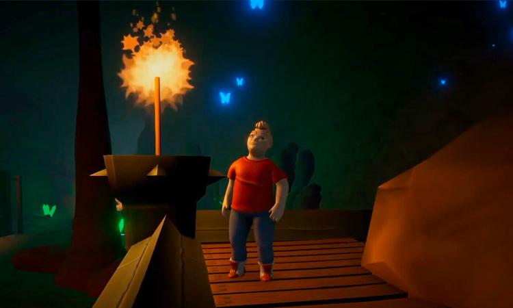 Este videojuego cuenta con la colaboración de la Confederación Autismo España.