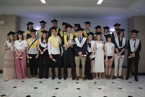 21 alumnos de DigiPen Bilbao se han graduado en 2018