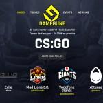 Gamegune es una competición a nivel europeo de eSports. Nació hace 11 años en el seno de la Euskal Encounter como una competición de Counter-Strike 1.6