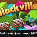 El Mejor videojuego vasco de 2020 se llama BlockVille