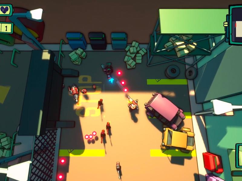 Quest 4 Papa: Reloaded, candidato en el SOWN indie del Tokyo Game Show
