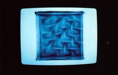 Kristin Bergaust: Wasserwerk studio. Installasjon (detalj)