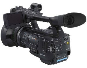 Sony Ex1 troupe eng