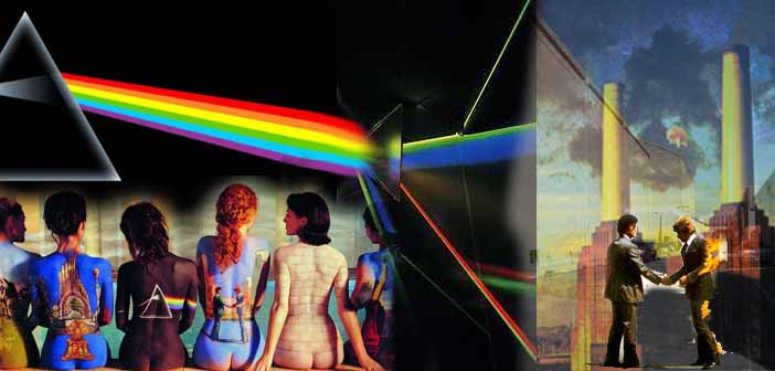 Pink Floyd: 45 anni fa  The dark Side of the Moon